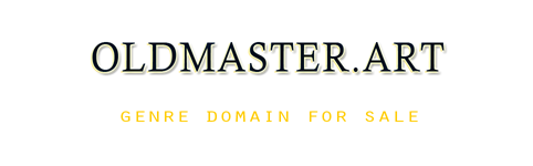 premium art domain for oldmaster experts