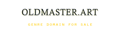 premium art domain for oldmaster experts