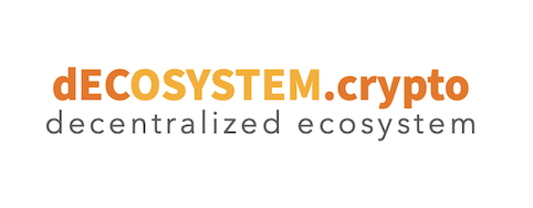 dECOSYSTEM.crypto is the Genre title of the blockchain era